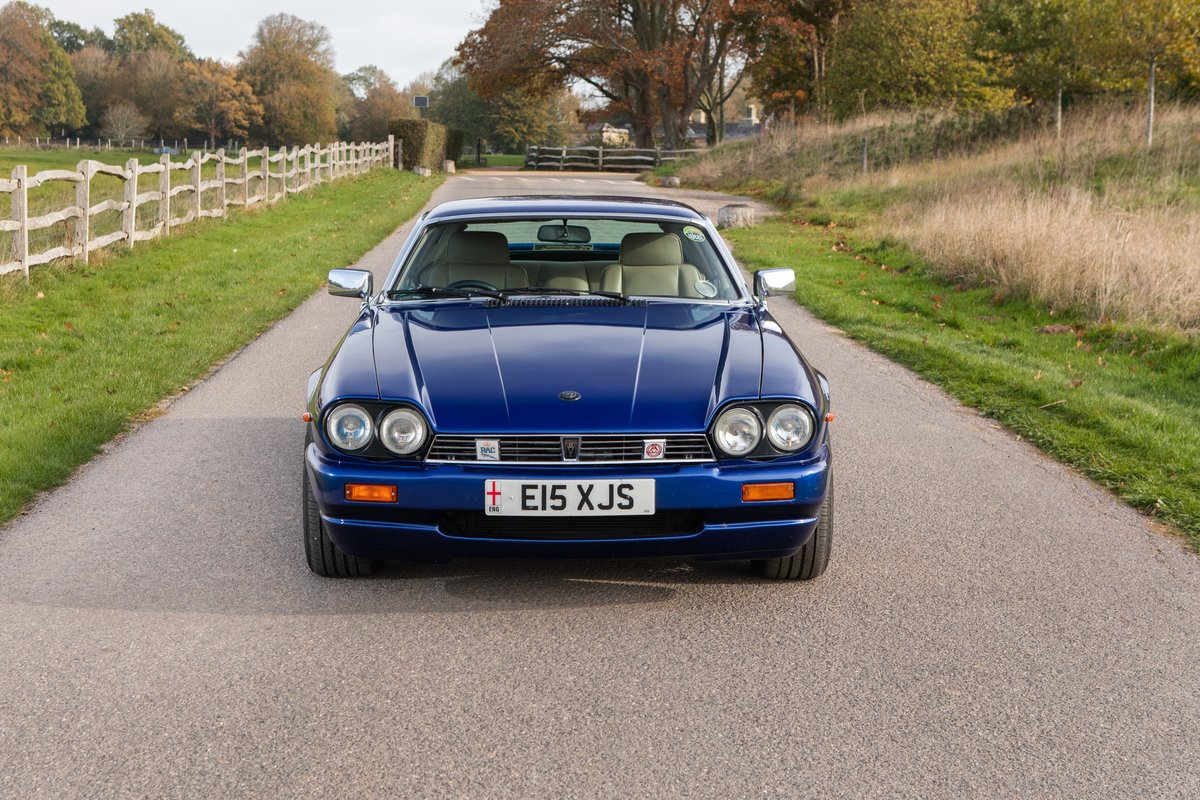 1987 Jaguar XJS V12, 5.3 Manual For Sale (picture 4 of 6)