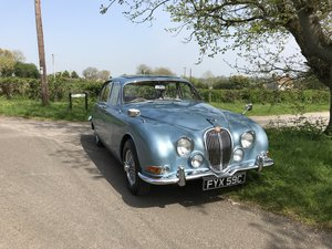 1965 Jaguar 3.4 S Type Automatic For Sale