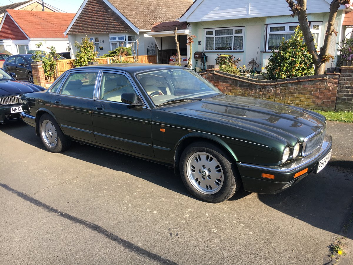 1997 Jaguar Sovereign 4.0 SWB Sunroof 69k 1 owner for 13 years  For Sale (picture 1 of 1)