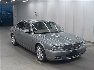 Jaguar X358 4.2 V8 2008 Final Edition 45981 miles FSH For Sale (picture 1 of 3)