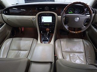 Jaguar X358 4.2 V8 2008 Final Edition 45981 miles FSH For Sale (picture 3 of 3)
