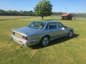 1992 jaguar xj40, full body kit