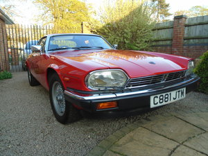 1986 JAGUAR XJS HE V12 EXCELLENT CONDITION For Sale