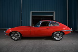Jaguar E-Type 1970 FHC S2 - the rarest of them all For Sale