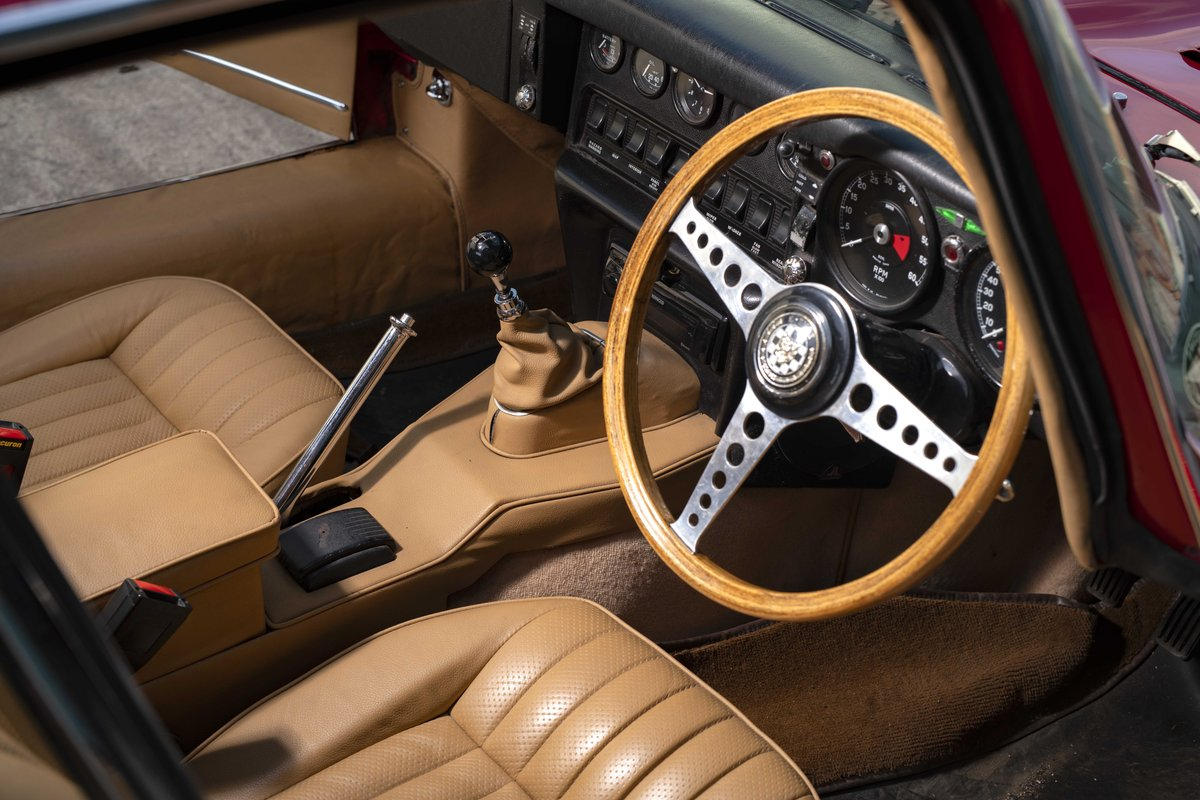 Jaguar E-Type 1970 FHC S2 - the rarest of them all For Sale (picture 5 of 6)