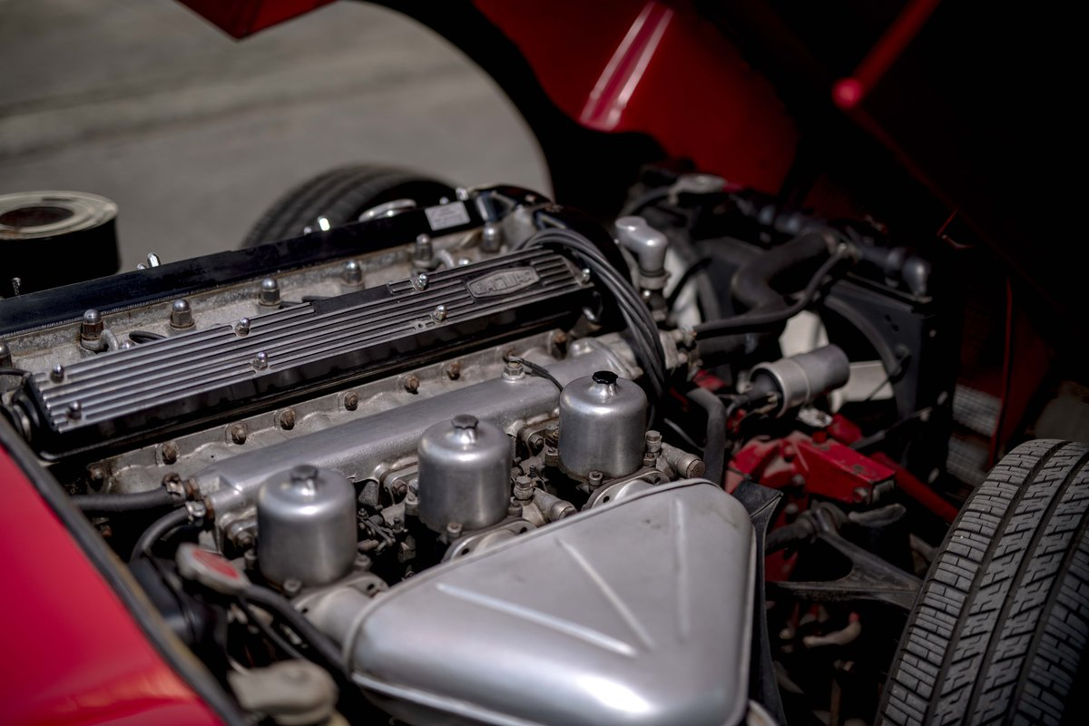 Jaguar E-Type 1970 FHC S2 - the rarest of them all For Sale (picture 6 of 6)
