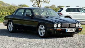 1998 Jaguar XJR 4.0 Supercharged V8 (X308) For Sale