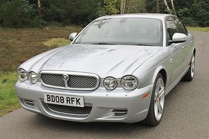 2008 Jaguar XJR X358 (Only 51,000 Miles) For Sale