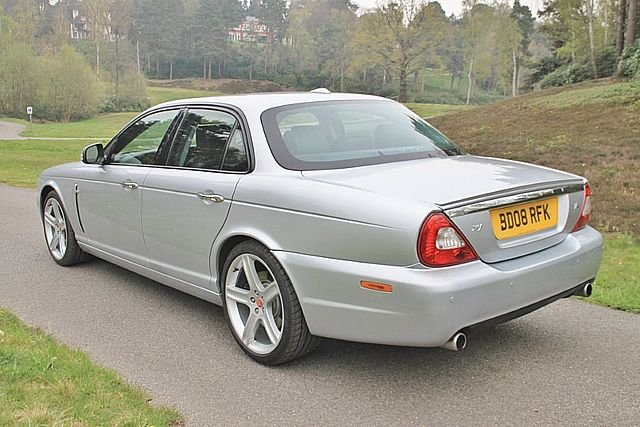 2008 Jaguar XJR X358 (Only 51,000 Miles) For Sale (picture 2 of 6)