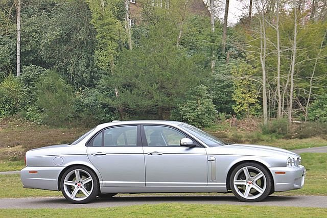 2008 Jaguar XJR X358 (Only 51,000 Miles) For Sale (picture 3 of 6)