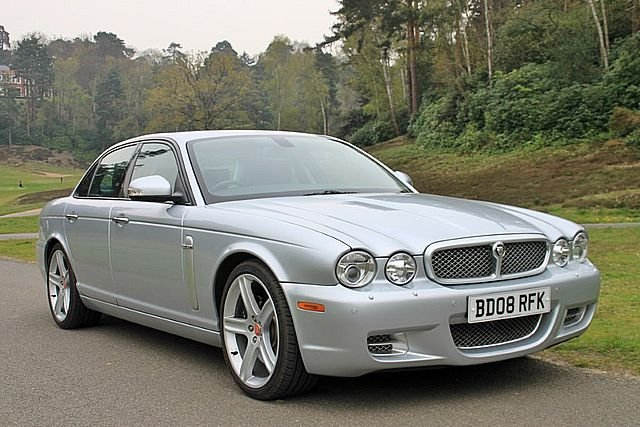 2008 Jaguar XJR X358 (Only 51,000 Miles) For Sale (picture 6 of 6)
