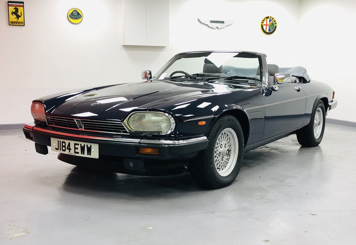 1992 Jaguar XJS 5.3L V12 Convertible 40000 miles only. For Sale (picture 3 of 6)