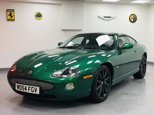 2004 Jaguar XKR 4.2L V8 S/C Coupe 78000 miles.
