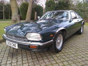1990 Jaguar XJS 3.6 Auto