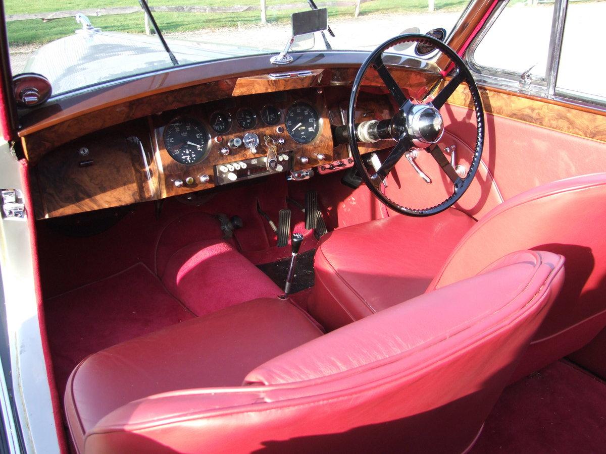 1951 Jaguar Mark V Drop Head Coupe For Sale (picture 4 of 5)