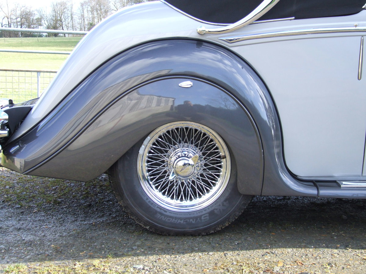 1951 Jaguar Mark V Drop Head Coupe For Sale (picture 5 of 5)