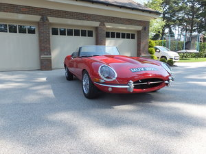 1973 E Type replica  JPR Wildcat roadster SOLD