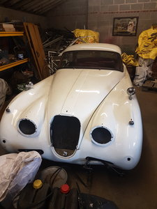 1957 Xk 150 fhc For Sale