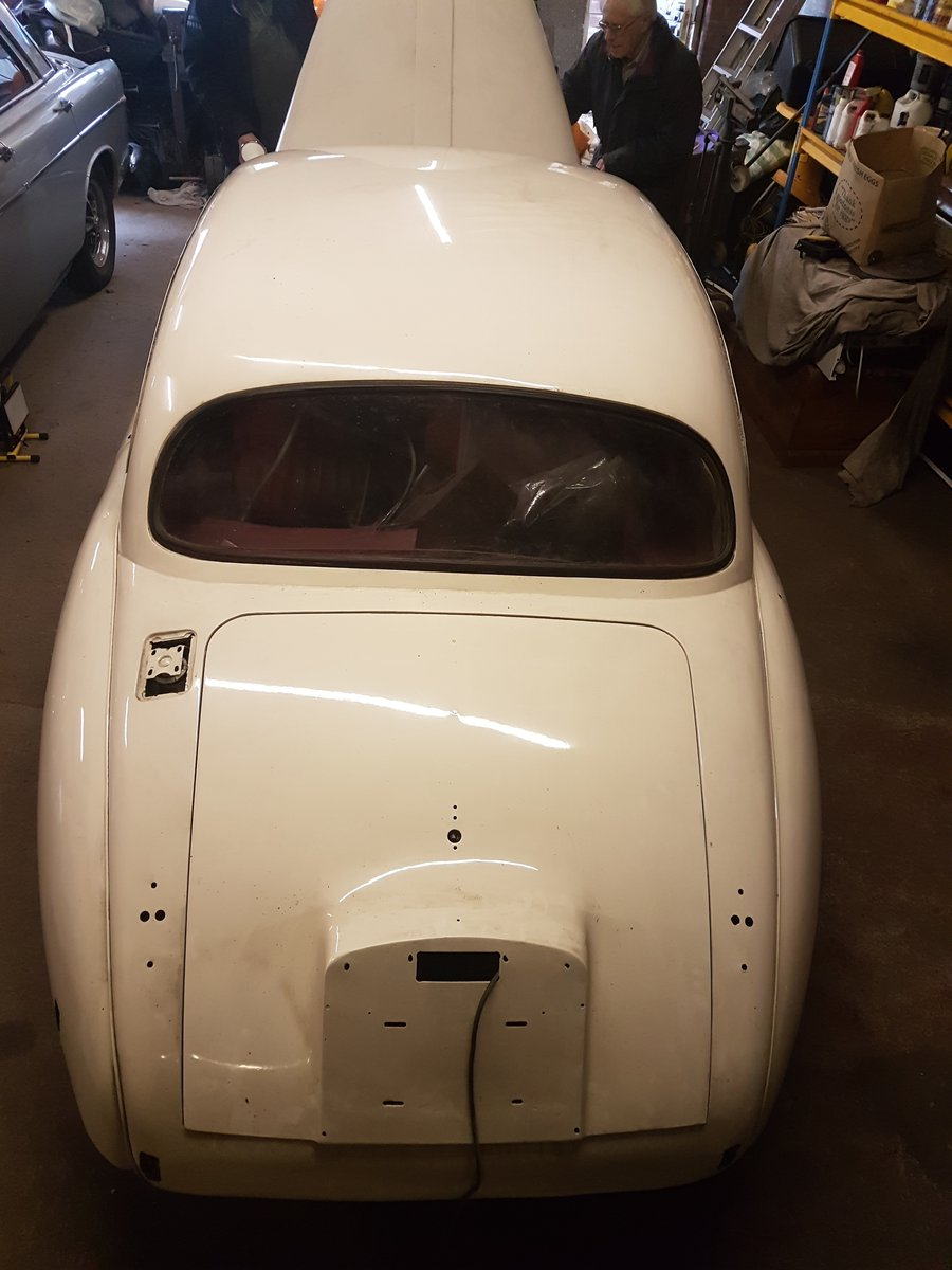 1957 Xk 150 fhc For Sale (picture 4 of 6)