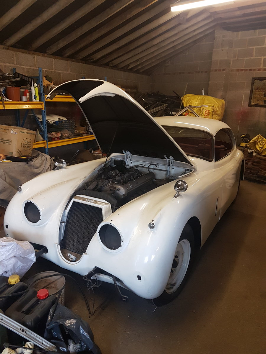 1957 Xk 150 fhc For Sale (picture 6 of 6)