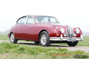 1962 Jaguar MKII 3.8 Automatic in very neat condition ! For Sale