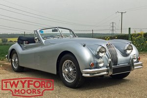1955 Jaguar XK140 DHC SE LHD For Sale