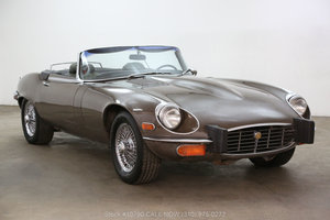 1974 Jaguar XKE V12 Roadster