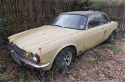 1973 XJ Ser 2 pre-prod Coupe-Barons S/down Pk Tues 30 April 2019