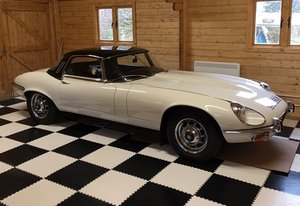 For Sale my 1973 Series 3 E Type Jaguar Roadster For Sale