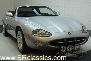 Jaguar XK8 cabriolet 2001 new engine For Sale