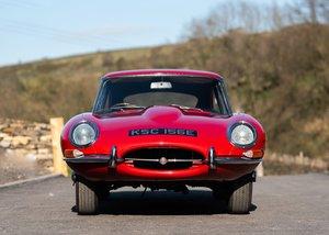 1966 Jaguar E-Type Series I Fixedhead 2+2 Coupé (4.2 litre) For Sale by Auction