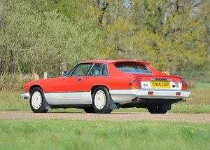 1986 Jaguar XJS Jubilee Edition by Guy Salmon