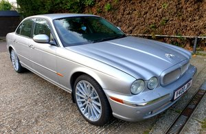 2004 JAGUAR XJR STUNNING CONDITION For Sale