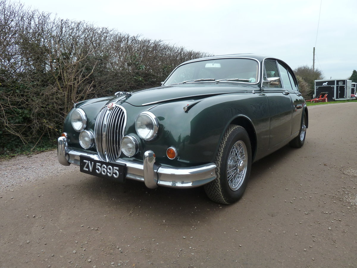 Jaguar MK2 3.8  SOLD (picture 1 of 6)