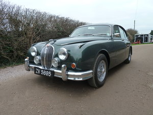 Jaguar MK2 3.8  For Sale