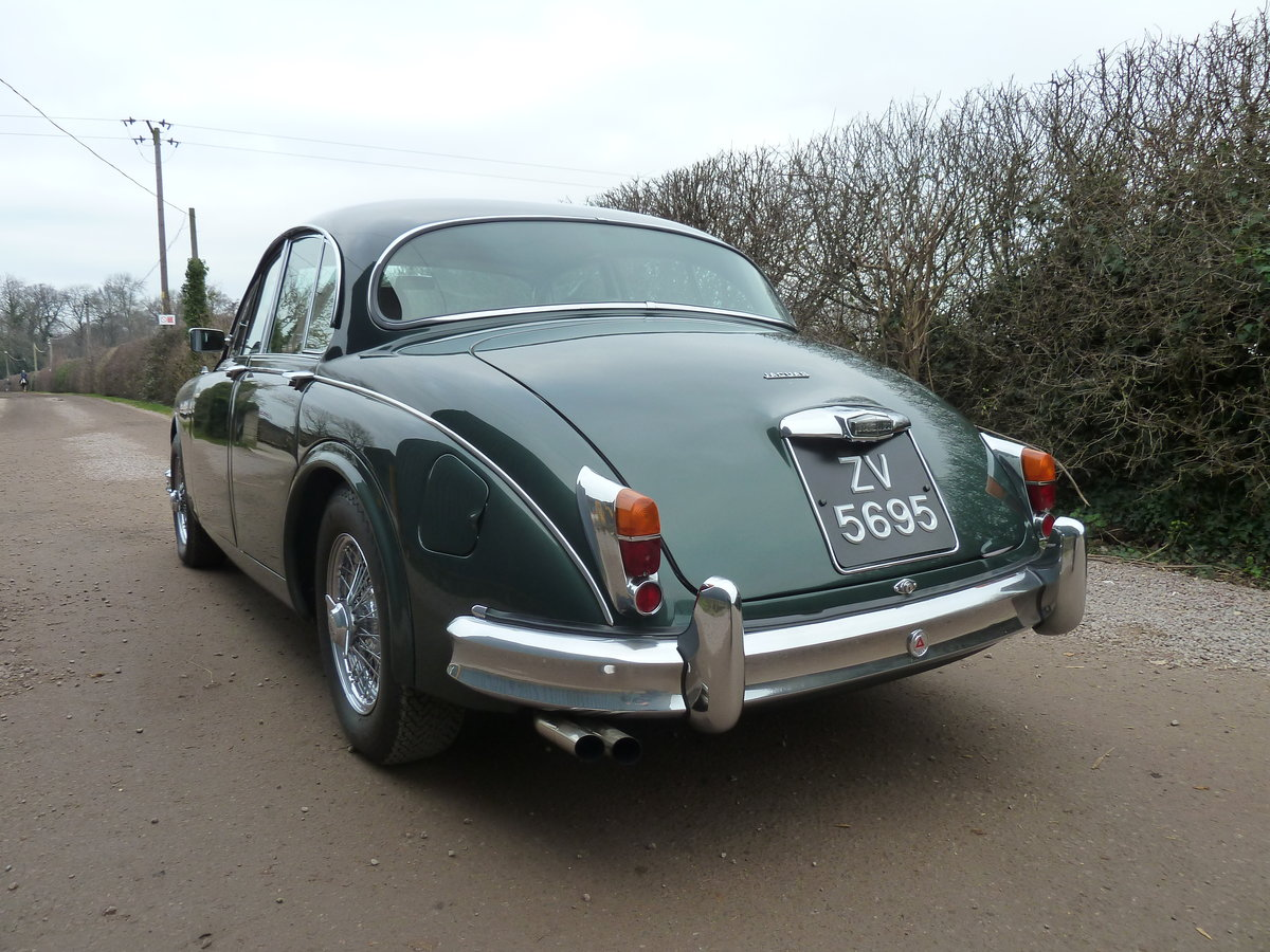Jaguar MK2 3.8  SOLD (picture 5 of 6)