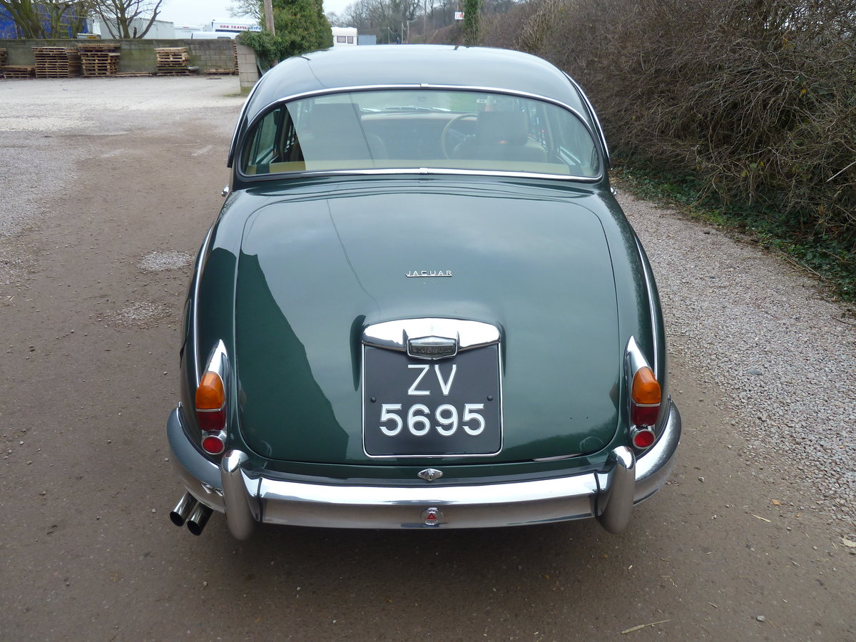 Jaguar MK2 3.8  SOLD (picture 6 of 6)