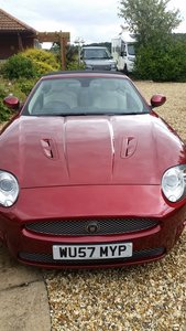 1997 Stunning Supercharged XKR* For Sale