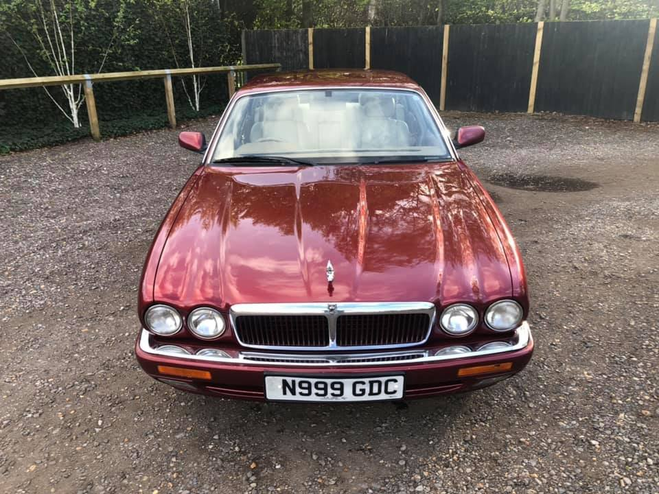 1996 Jaguar XJ6 3.2 1995 81k FSH and drives to perfection For Sale (picture 5 of 6)