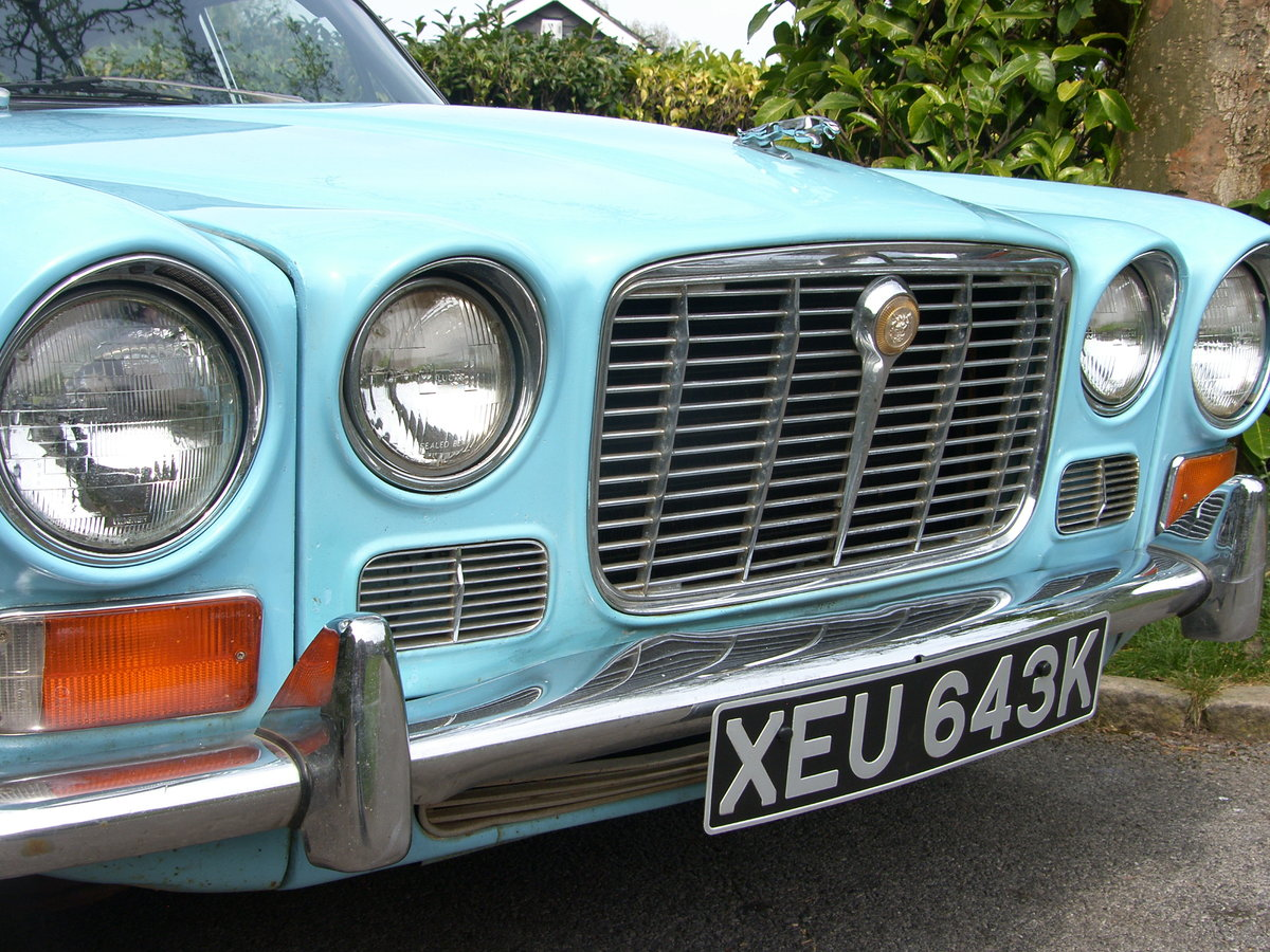 1972 XJ6 Series 1 SWB 4.2  For Sale (picture 1 of 5)