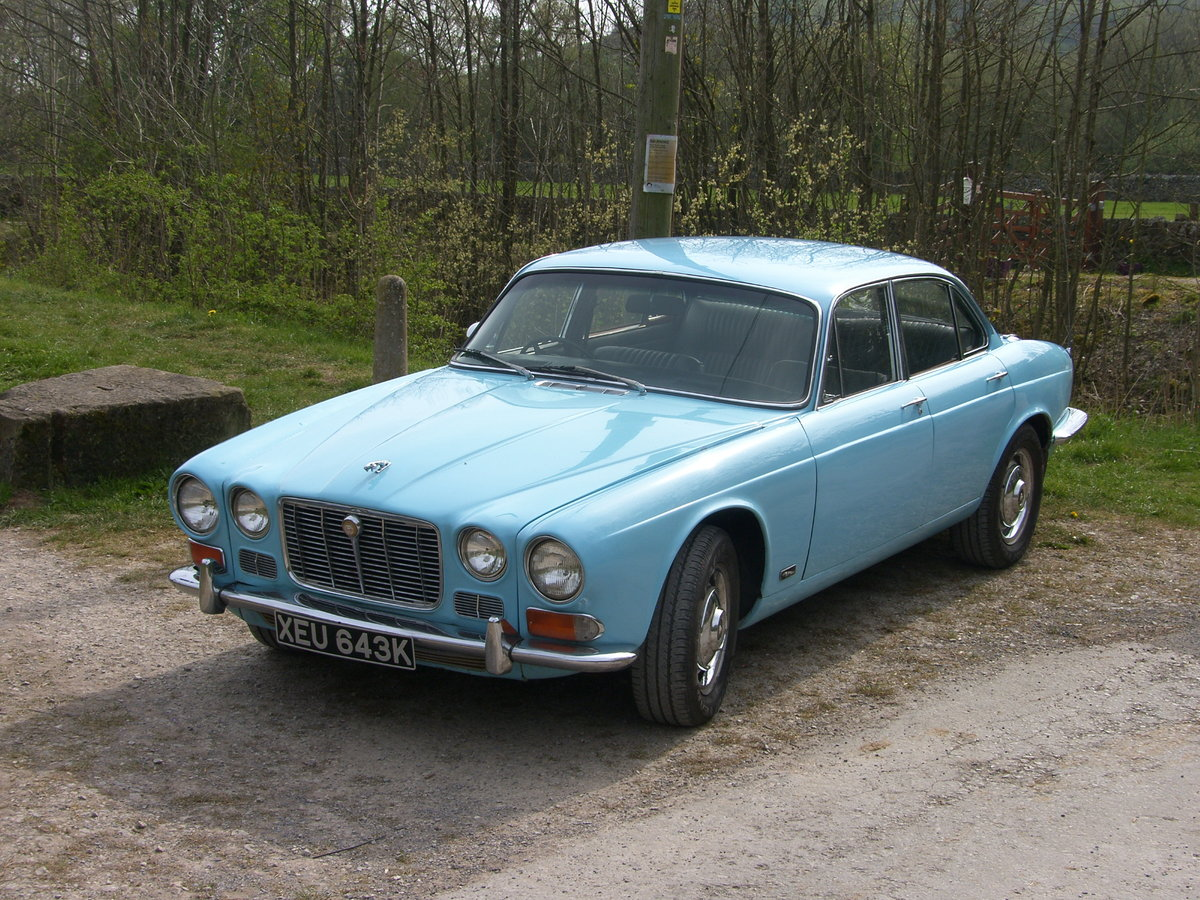 1972 XJ6 Series 1 SWB 4.2  SOLD (picture 3 of 5)