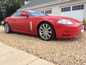 JAGUAR XKR COUPE 2007 - 13500 miles - 1 off -FJSH For Sale