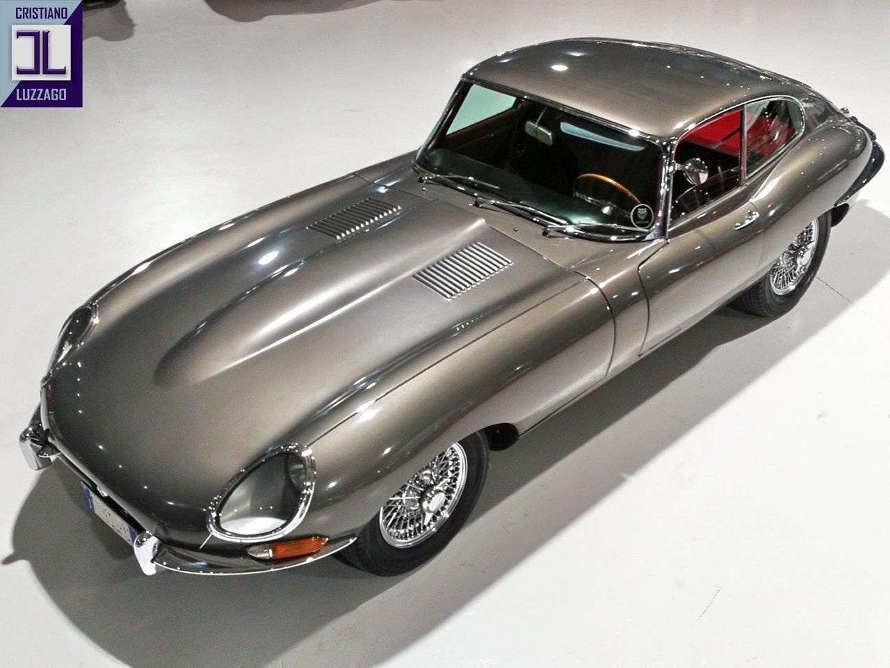 1964 JAGUAR E TYPE 3.8 S1 FHC TOTALLY RESTORED SOLD (picture 1 of 6)