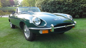 1970 Jaguar E Type 4.2 series 2 For Sale