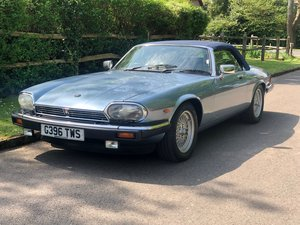 1989 Jaguar XJS 5.3 V12 2dr - Reliable with low mileage For Sale