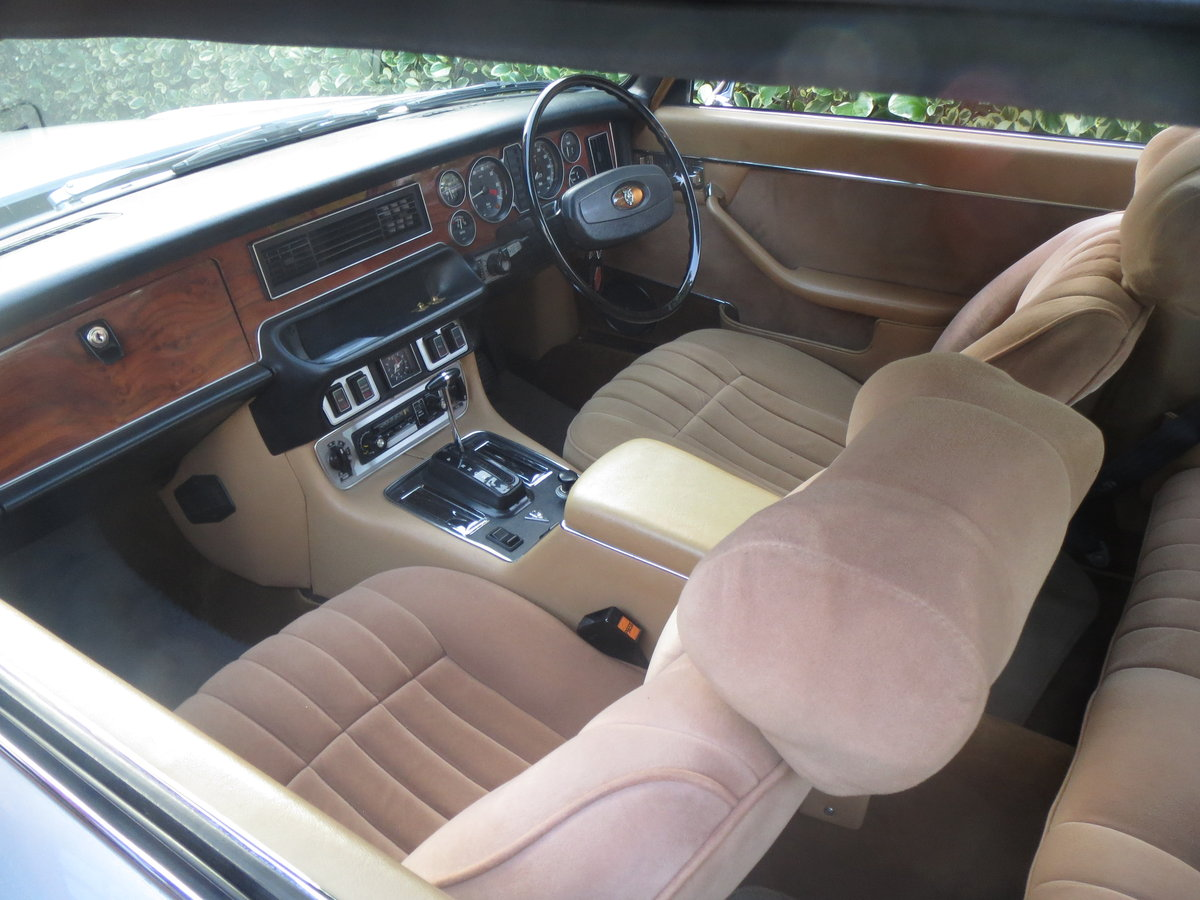 1977 Jaguar Coupe V12 For Sale (picture 4 of 6)