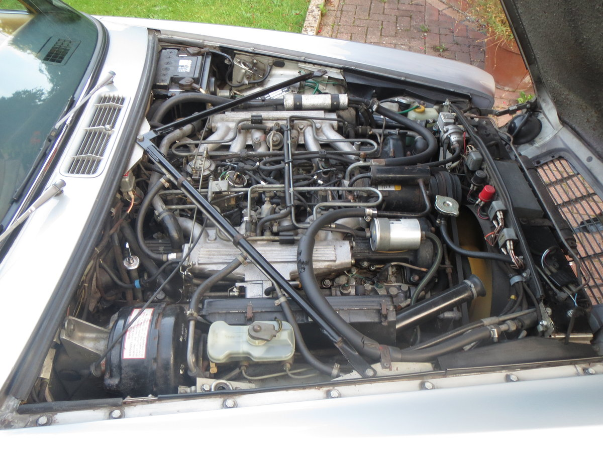 1977 Jaguar Coupe V12 For Sale (picture 6 of 6)