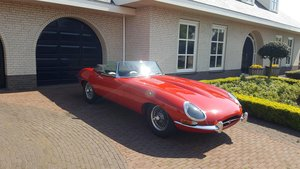 1964 Jaguar E type 3.8, 1st series For Sale