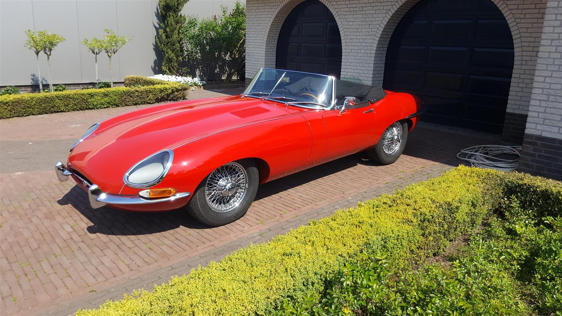 1964 Jaguar E type 3.8, 1st series For Sale (picture 2 of 6)