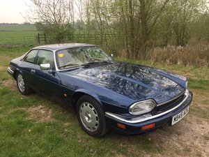 JAGUAR XJS 4.0 1995 CELEBRATION COUPE For Sale